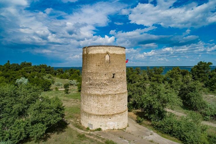 Lithuanian watch tower