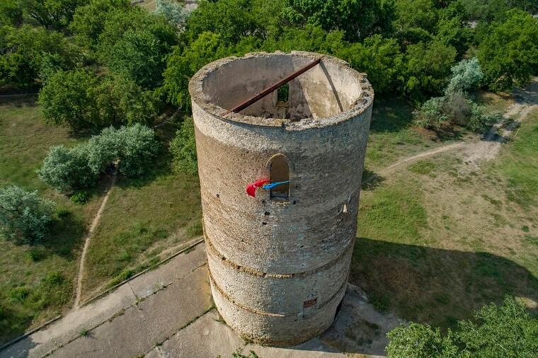 Vytautas tower