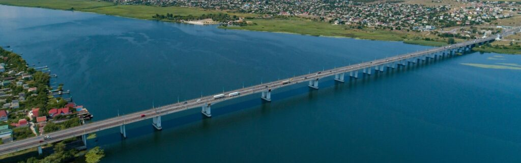 The Antonovka Bridge