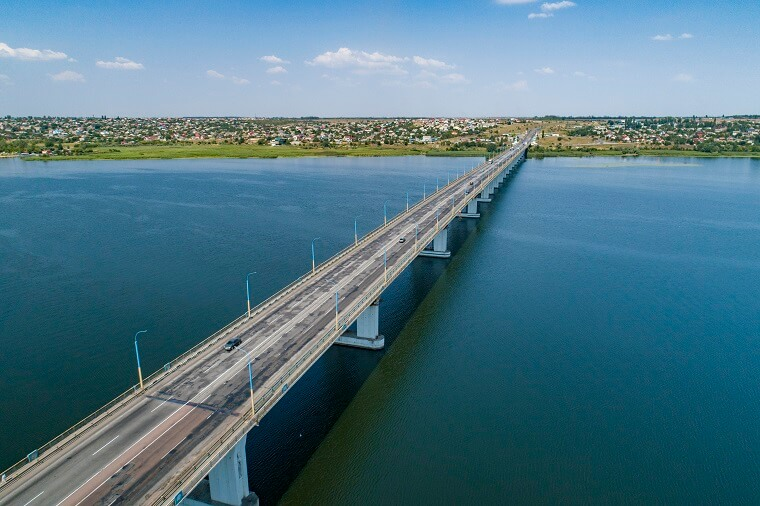 Antonovka bridge