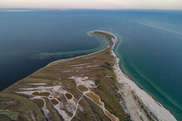 Dzarylhach Island