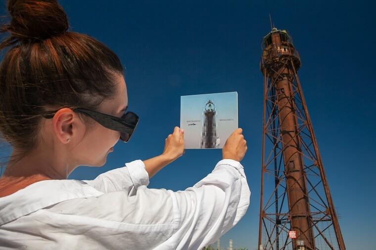 Eyfel lighthouse