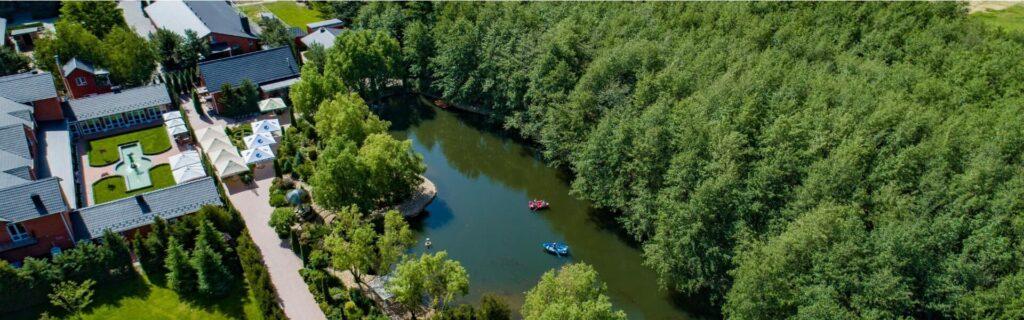 Відпочинок у лісі в Херсонській області