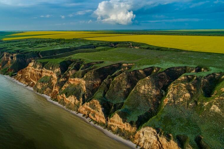 Kherson mountains