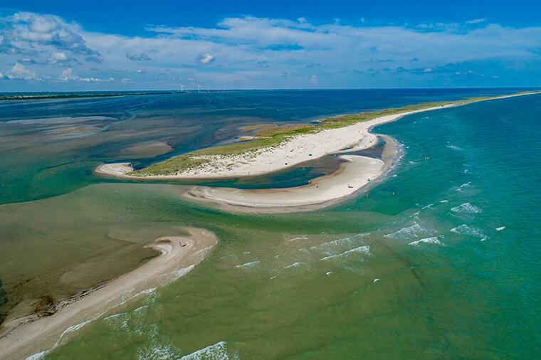Песчаные берега