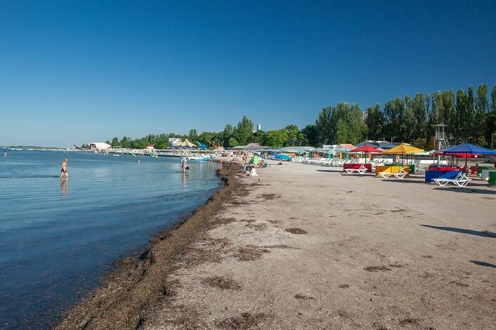 Skadovsk town