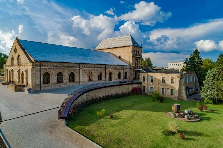 Trubetskiy Chateau