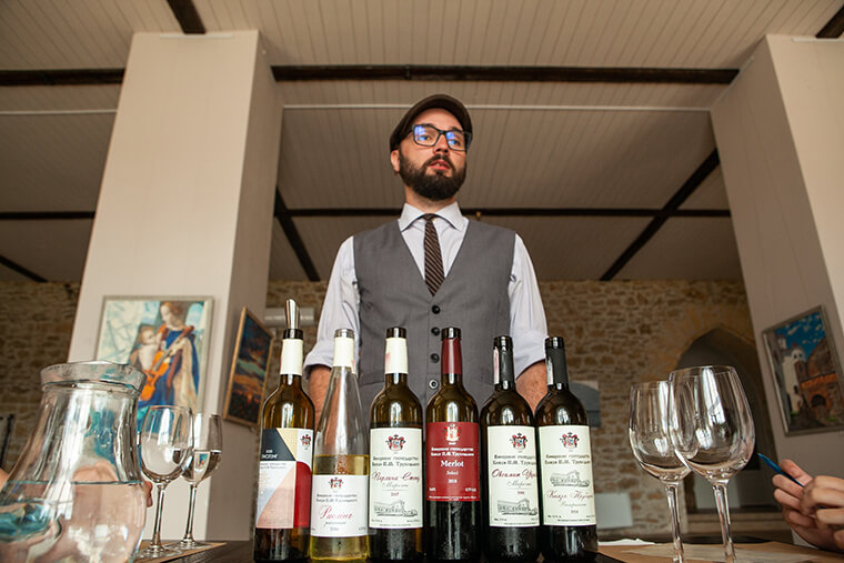 Вино та знання