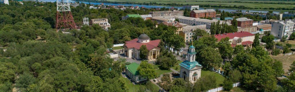 Парк Херсонская крепость