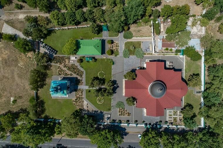 Kherson park