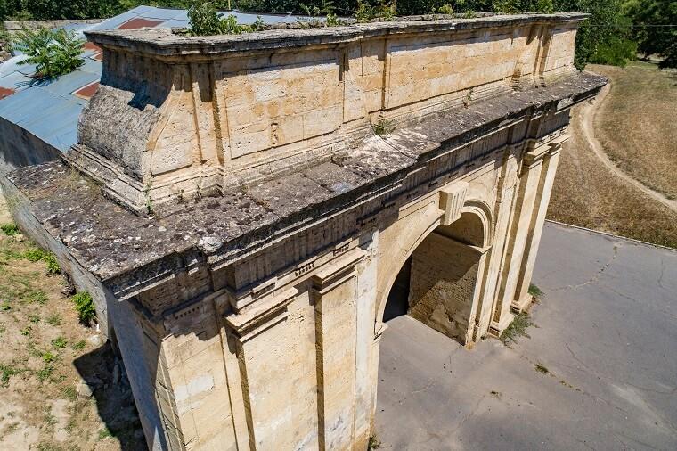 Північні ворота у місті Херсон