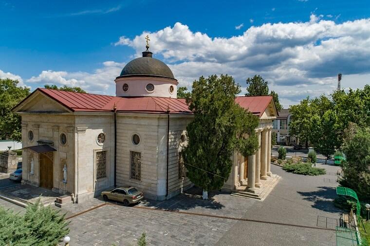 Стародавній собор