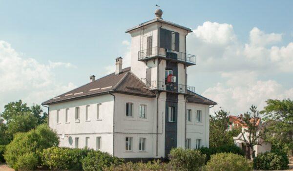 Henichesk Onshore Lighthouse