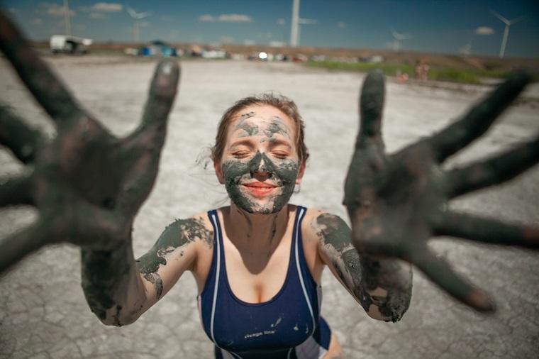 Healing muds