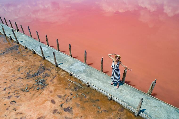 Рожеві кольори