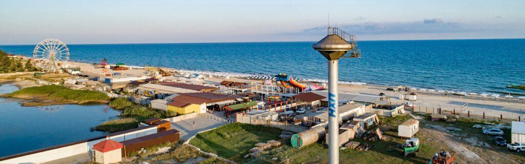 Seaside Vacation in Lazurne