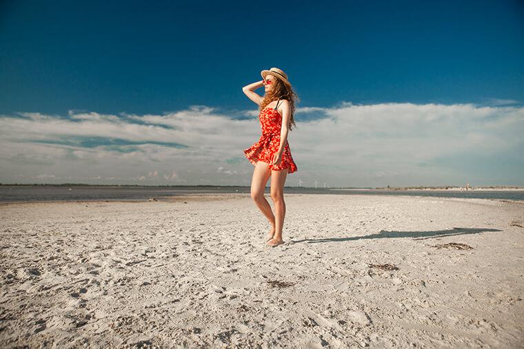 Пляжна смуга