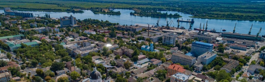 Sights of Kherson