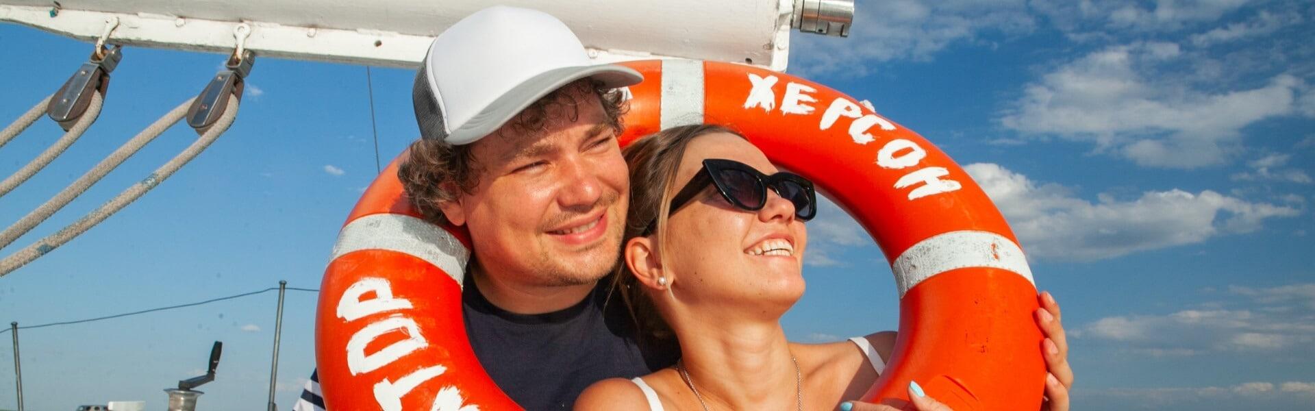 Yachting in Skadovsk