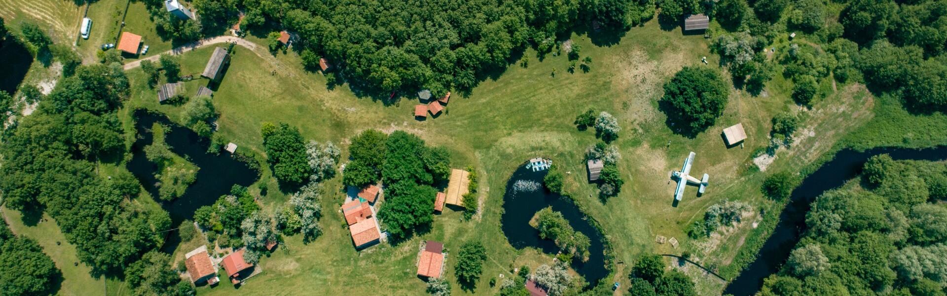 Зеленые хутора Таврии
