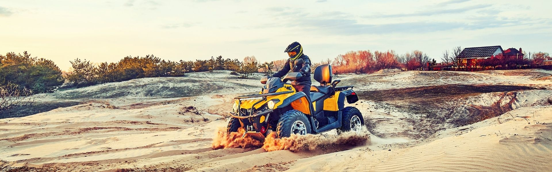 ATV Rental in Kherson
