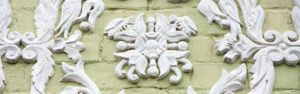 Каменные вышиванки в Новой Каховке