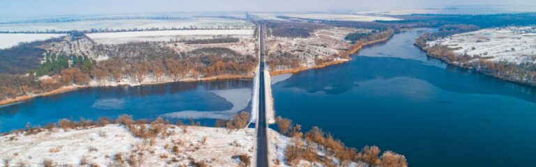 TOP-3 Tourist Routes for a Vacation in the South of Ukraine in Winter