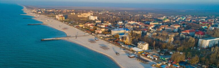 Zaliznyi Port in Winter: What you should Know about the Rest there
