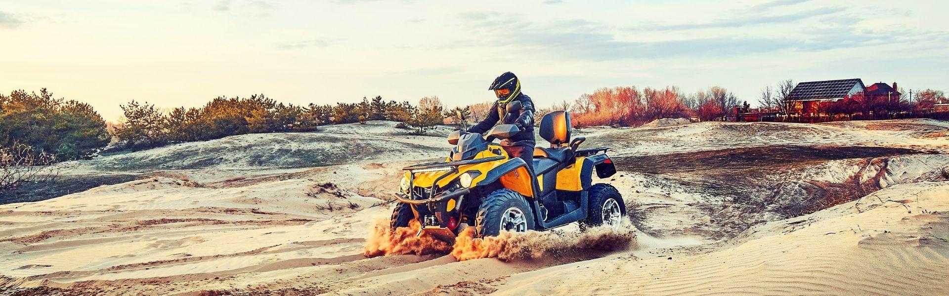 ATV Rental in Kherson