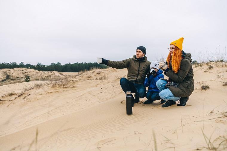 Вивчати пустелю