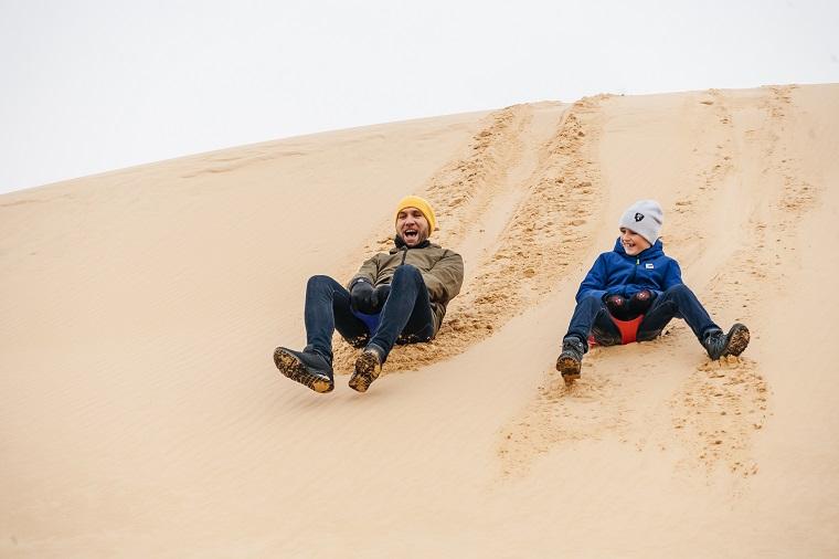 Розваги на піску