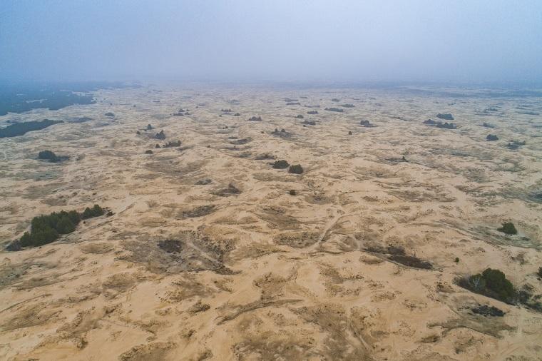 Пустеля Олешковські піски