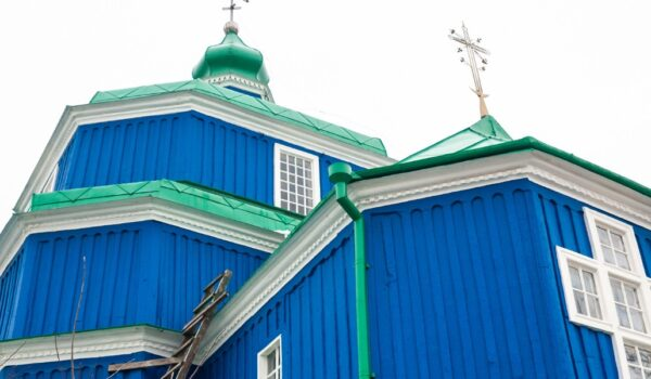 The Holy Presentation Church in Beryslav: description, history, images